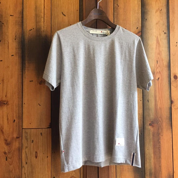 CUTOFF T-SHIRT【GRAY】/ BS-CS04