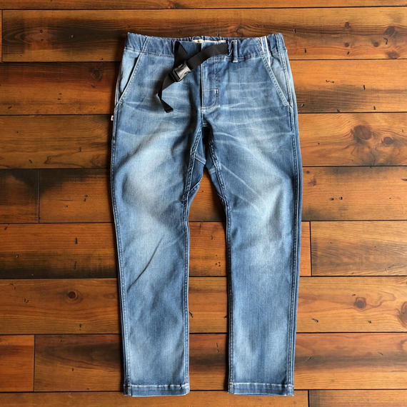 JERSEY DENIM CLIMBING PANTS / BS-RDP05