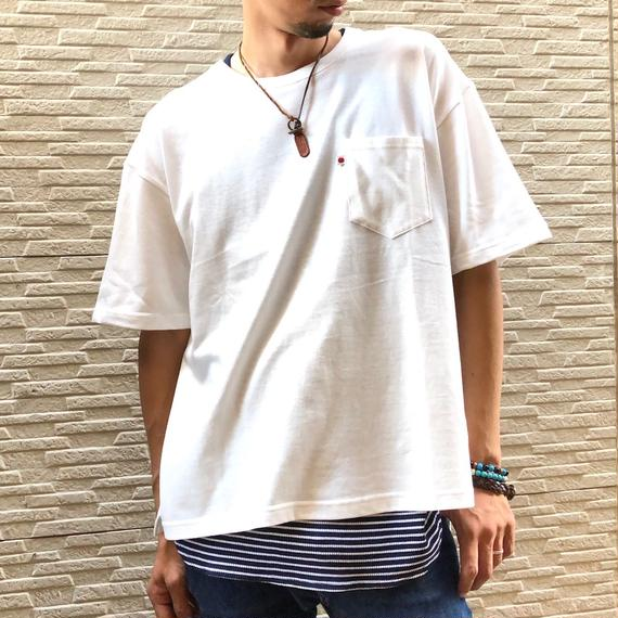BIG  T-SHIRT【WHITE】/ BS-BCS1