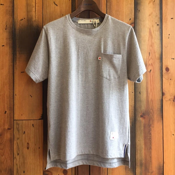 STEP T-SHIRT【GRAY】/ BS-CS03
