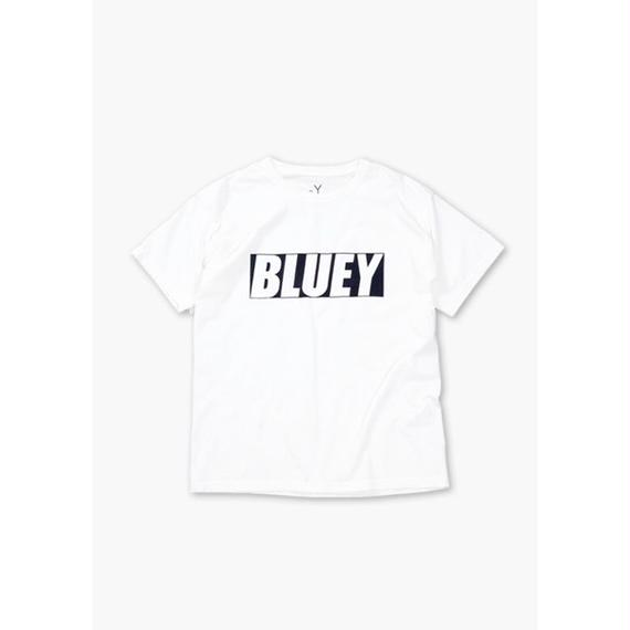 BLUEY  S/S LOOSE TEE / OFF