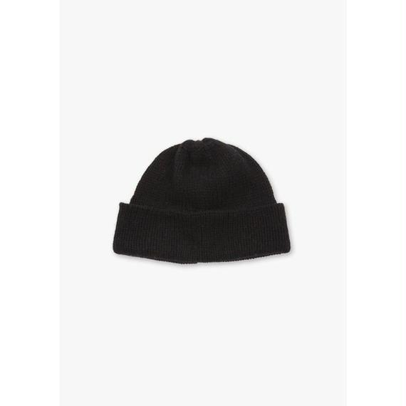 STANDARD WATCH CAP / BLACK