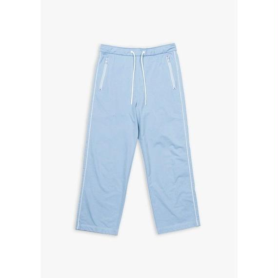 SUEDE LIGHT TERRY EASY PANT / SAX