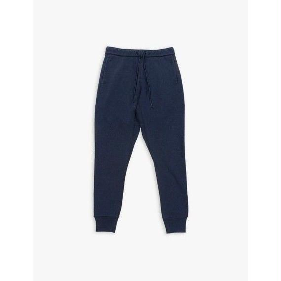 34/-BURNEST TERRY SWEAT PANT / NAVY