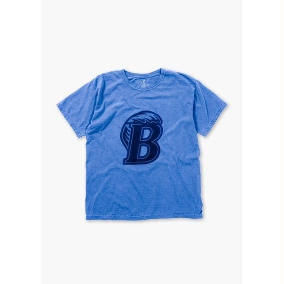 BAILOUT S/S LOOSE TEE / BLUE