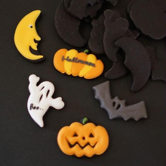 Halloween cookies case (発送は10月24日以降の指定日)