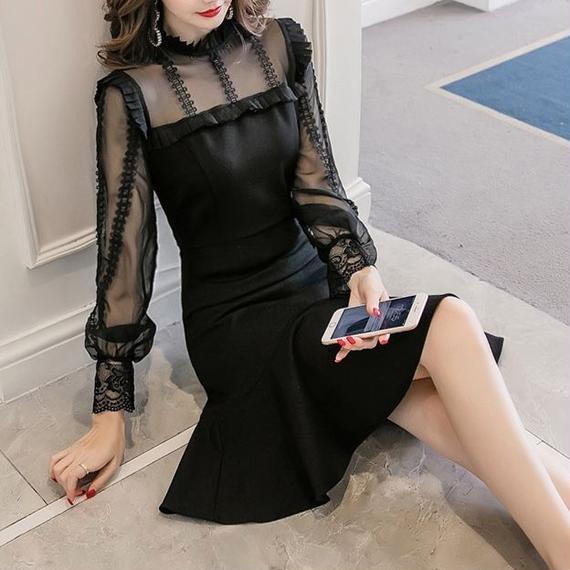 black lace OP(No.300507)