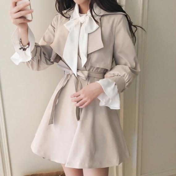 dress trench(No.300486)
