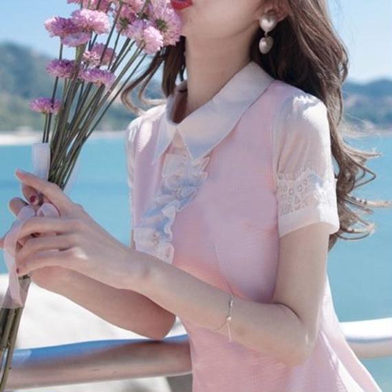 pink feminine OP(No.300439)