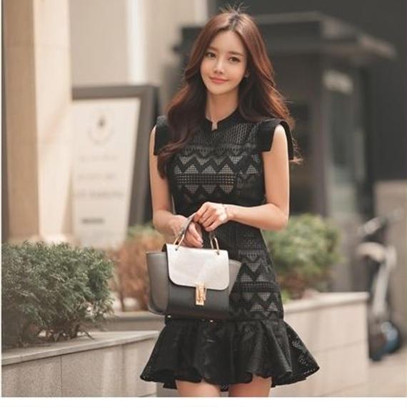 Black Mariée Dress (No.300233)