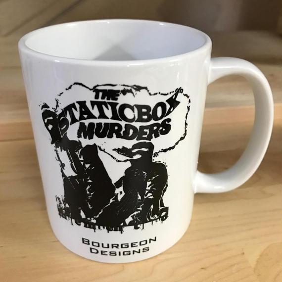 STATICBOX MURDERS MUG CUP