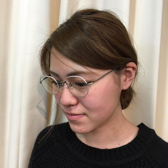 【NEW./ニュー】KANDEL キャンデル クラウンパント型メガネ (旧 NEWMAN ニューマン )(CREAM)