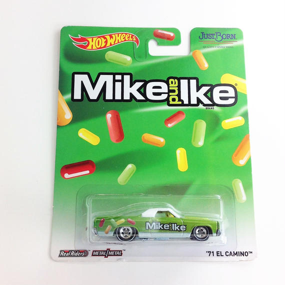【HOTWHeeLS】 Mike and lke '71 EL CAMINO