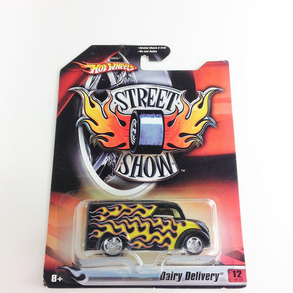 【HOTWHeeLS】 STREET SHOW  Dairy Delivery
