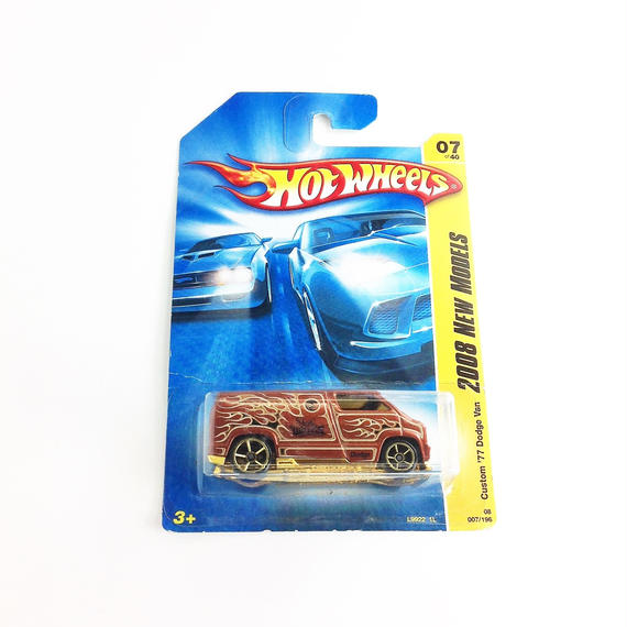 【HOT WHeeLS】 2008 NEW MODELS