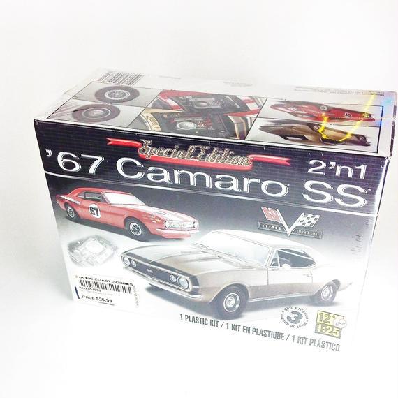 special edition '67 camaro ss