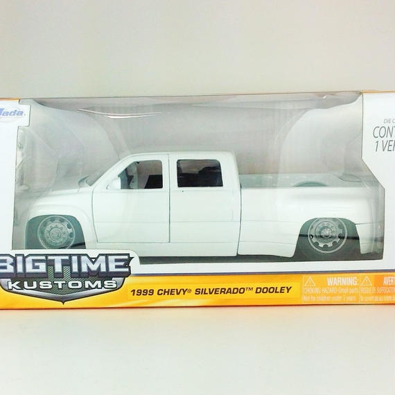 【Jada BIGTIME KUSTOMS】 1999 CHEVY SILVERADO DOOLEY