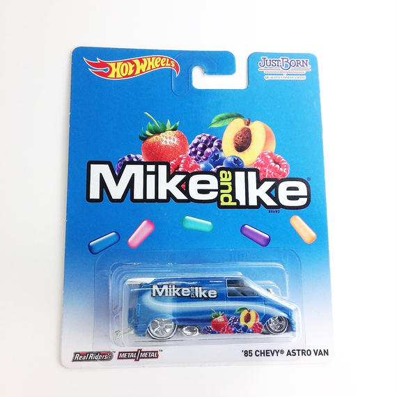 【HOT WHeeLS 】Mike and lke '85 CHEVY