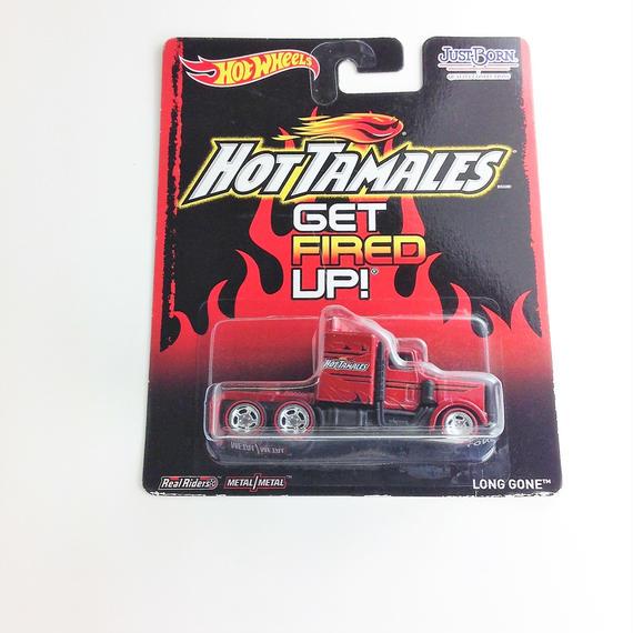 【HOTWHeeLS 】HOT TAMALES GET FIRED UP!