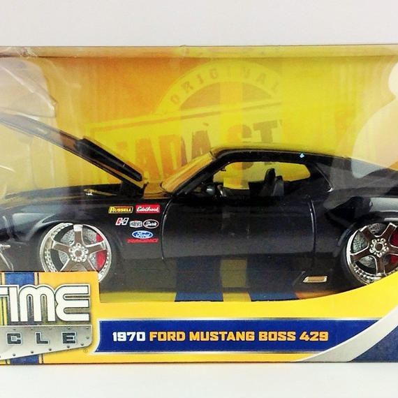 【Jada BIGTIME MUSCLE 】1970 FORD MUSTANG BOSS 429