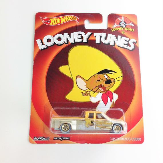 【HOT WHeeLS】 LOONEY TUNES CUSTOMIZED C3500