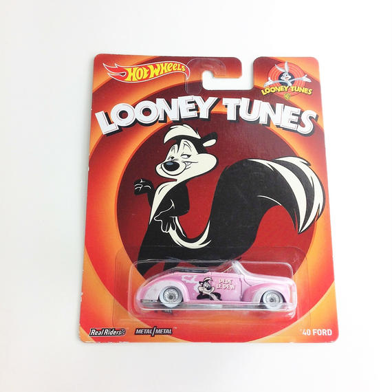 【HOT WHeeLS 】LOONEY TUNES '40 FORD