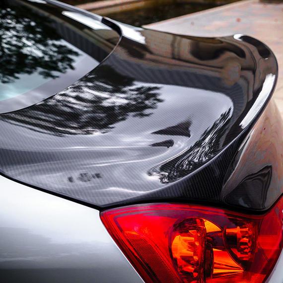 【Nissan Skyline Coupe CV36】Spread CV36 Duckbill Trunk <カーボンタイプ>