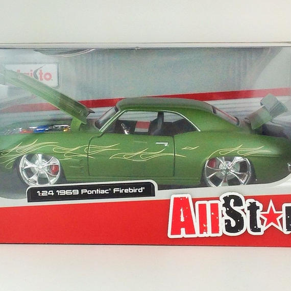 【Maisto Allstars】 1969 Pontiac Firebird