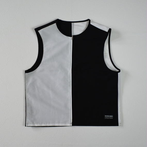 SCRAMBLE  Vest / Asymmetry Model
