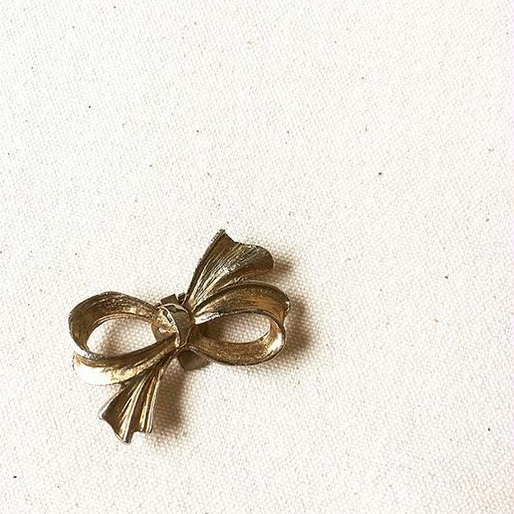 U.S.A. Vintage Ribbon Brooch