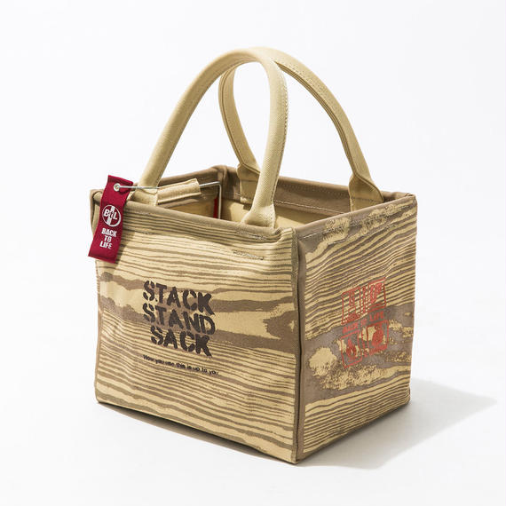 """STAND SACK"" 小バッグ"