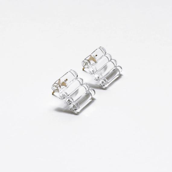 solo - BAND/short - earrings