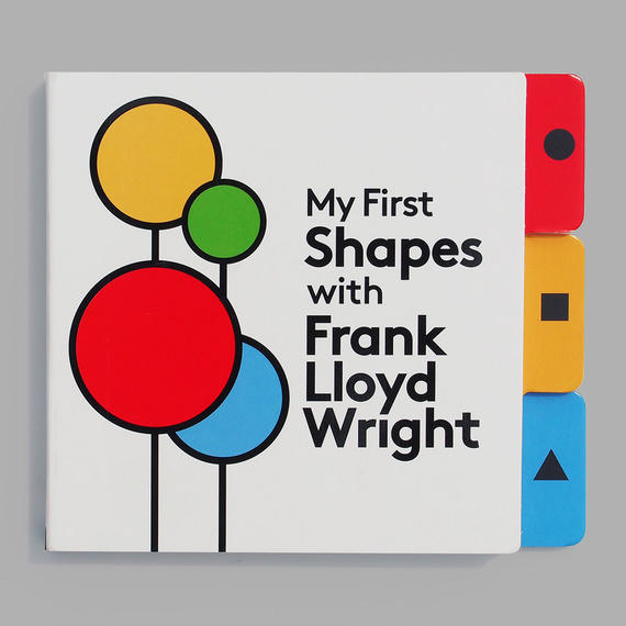 My First Shapes with Frank Lloyd Wright