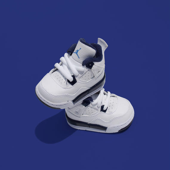 "AIR JORDAN 4 RETRO LS BT ""COLUMBIA"""