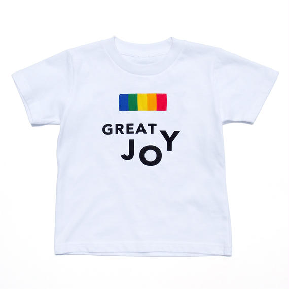 COLOR COMPOSITION PANEL TEE JOY WHITE