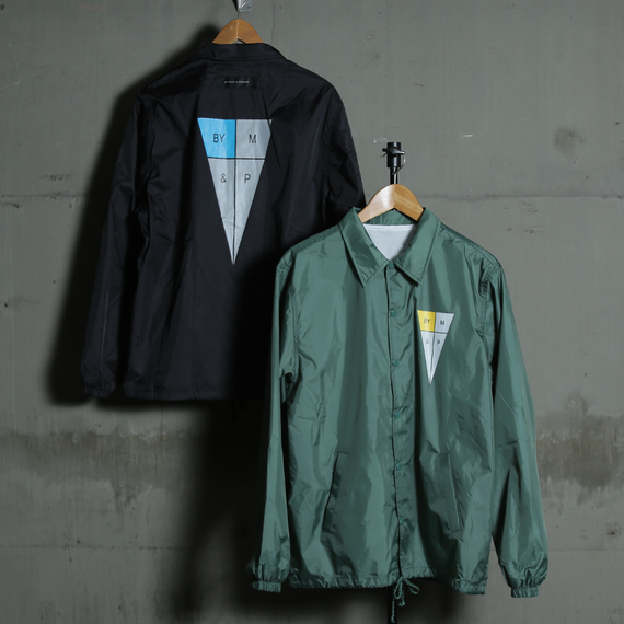【Clearance Sale】BYM&P Flag Nylon Jacket