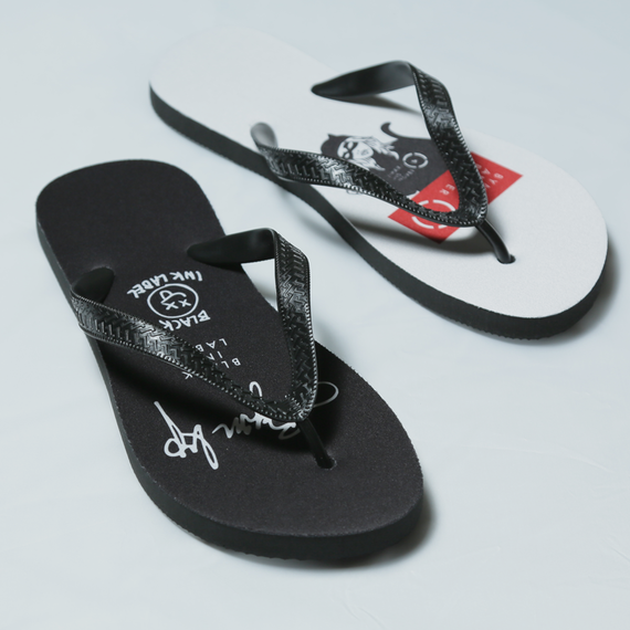 【4th anniv. item】BYM&P x BLACK INK LABEL Beach Sandal