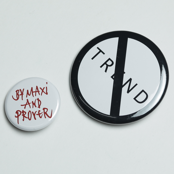 【Sale Item】BYM&P Badge Set Ver.2 (32mm, 57mm)