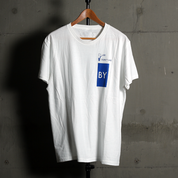 "【Sale Item】""C.WHT.C"" Don't Like Tee"