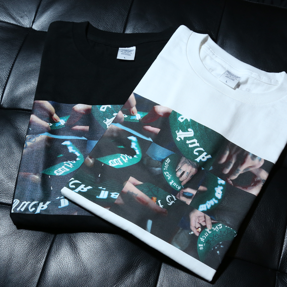 【Sale Item】BYM&P Photo T-Shirts