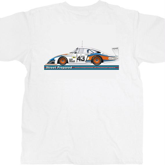 SP039b 935 MOBYDICK B T-shirt