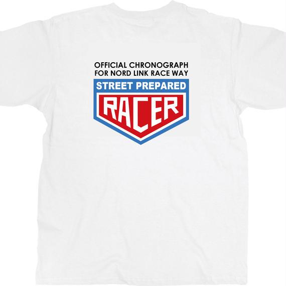 SP006 Street Prepared Chrono logo T-shirt
