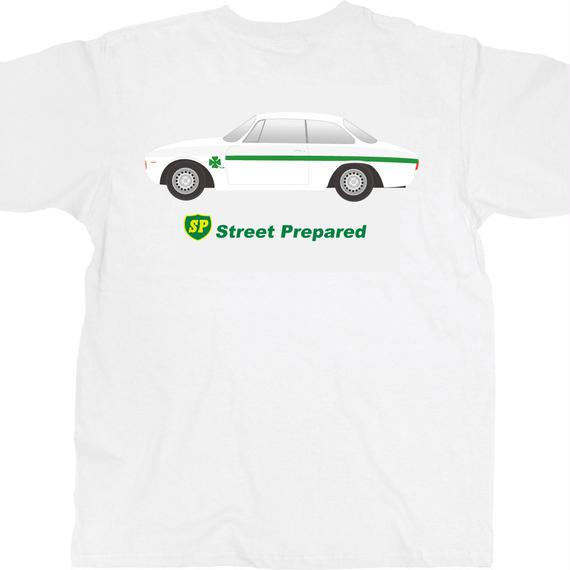 SP031  GTA Junior stradale  T-shirt