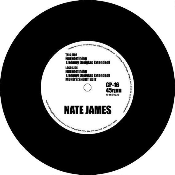 NATE JAMES / FUNKDEFINING CP-16