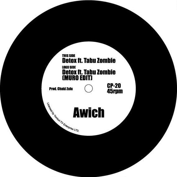 Awich / Detox ft.Tabu Zombie CP-20