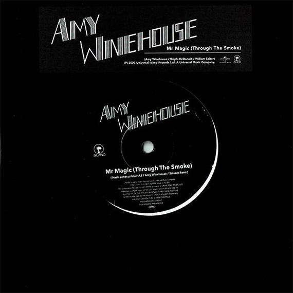 Mr.Magic(Through The Smoke):AMY WINEHOUSE / CHERRY WINE:NAS feat.AMY WINEHOUSE