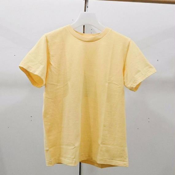 YAECA / 丸胴クルーネックTシャツ / 170208