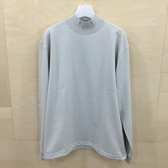 COLTESSE / OVER SIZE TEE (LIGHT GRAY)