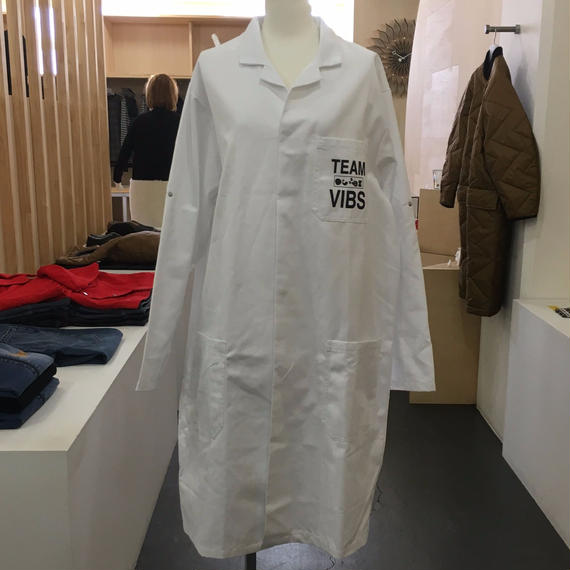 HENRIK VIBSKOV /『TEAM VIBS COAT』japan limited edition