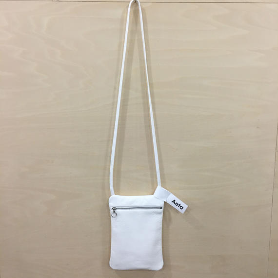 Aeta / DA07 / SHOULDER BAG (WHITE)